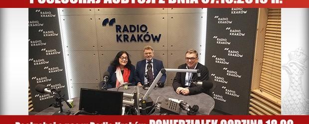 """POSŁUCHAJ AUDYCJI: """"Radiowy Klub Gazety Polskiej"""" – 07.10.2019 r.(audio)"""