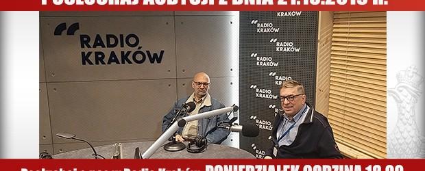 """POSŁUCHAJ AUDYCJI: """"Radiowy Klub Gazety Polskiej"""" – 21.10.2019 r.(audio)"""