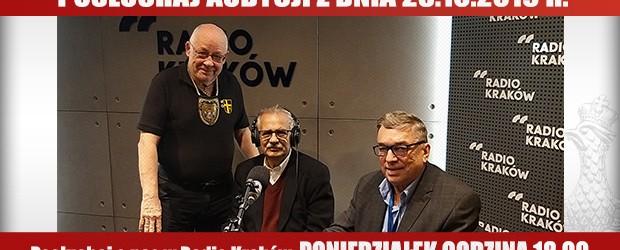 """POSŁUCHAJ AUDYCJI: """"Radiowy Klub Gazety Polskiej"""" – 28.10.2019 r.(audio)"""
