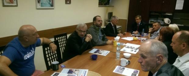 Spotkanie przedwyborcze z Posłem RP Wojciechem Buczakiem