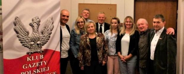 """Poseł Grzegorz Wojciechowski został klubowiczem """"GP"""" w Skierniewicach"""