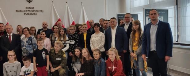 [Starogard Gdański] Zwiedzanie Sejmu RP w Warszawie