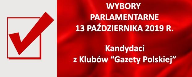[LISTA] NASI KANDYDACI – Wybory parlamentarne 2019 r.