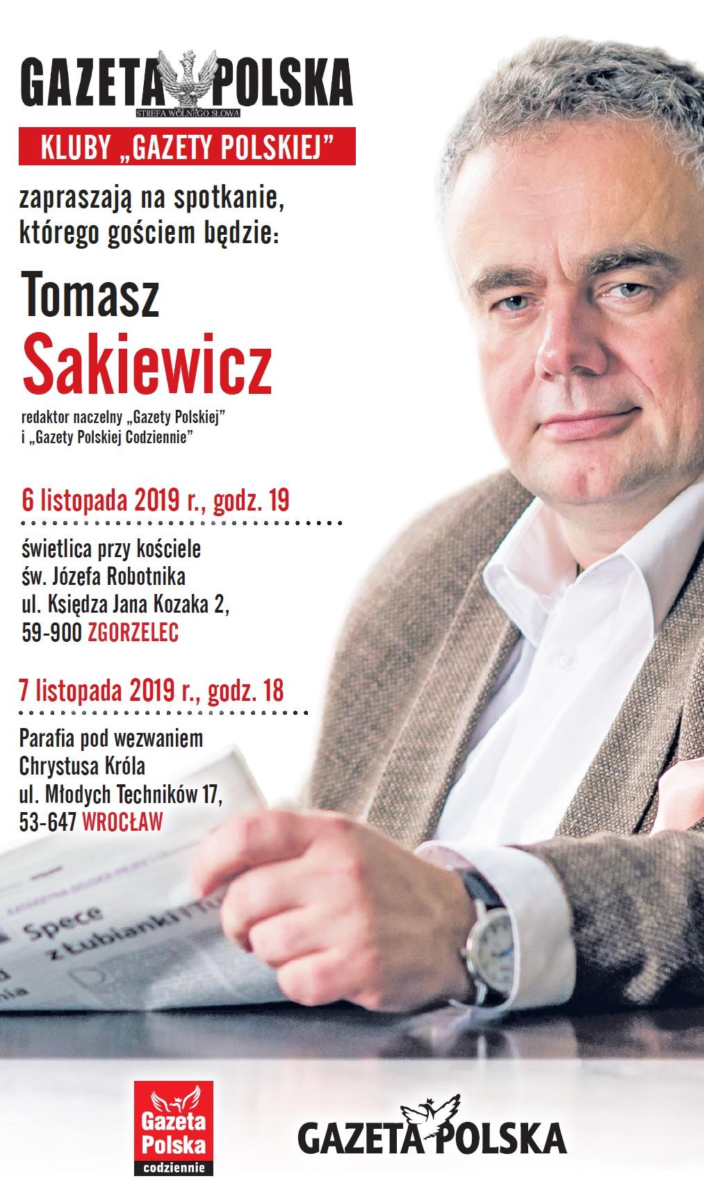 Zgorzelec, Wroclaw Sakiewicz 2019