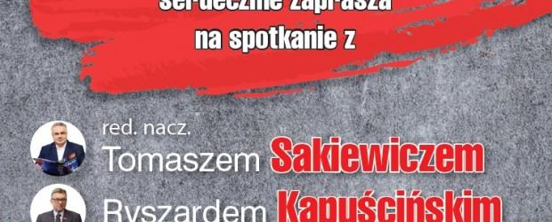 Chicago-Illinois – spotkanie z red. nacz. T. Sakiewiczem, R. Kapuścińskim, P. Piekarczykiem, 19 listopad