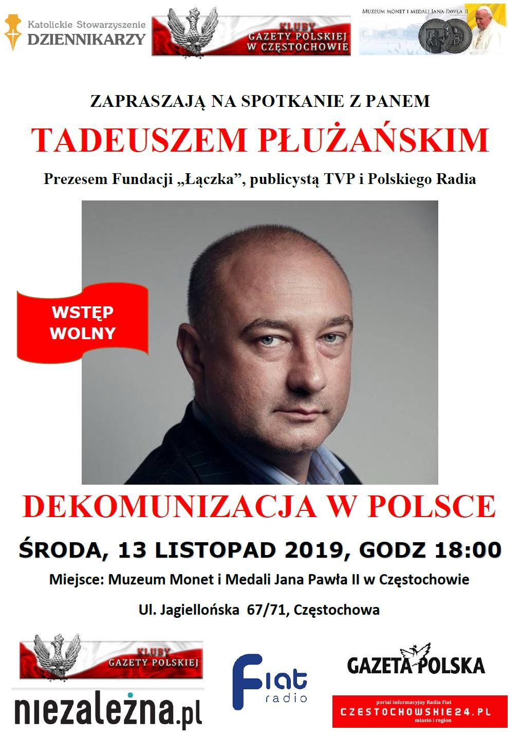 Czestochowa Pluzanski2019