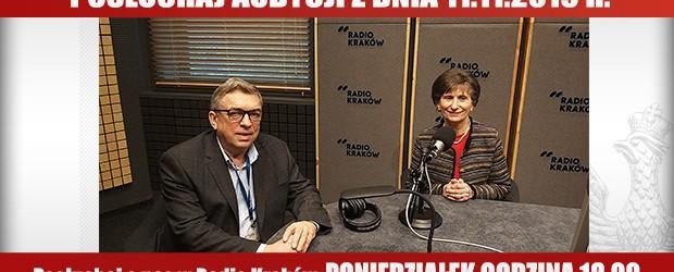 """POSŁUCHAJ AUDYCJI: """"Radiowy Klub Gazety Polskiej"""" – 11.11.2019 r.(audio)"""
