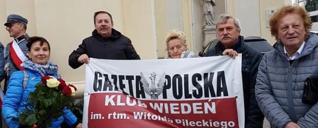 """Wiedeń II: Z działalności Klubu """"GP"""""""
