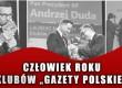 """[Tydzień w Klubach """"GP""""] Wybieramy Człowieka Roku Klubów """"Gazety Polskiej"""""""