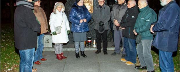 116. miesięcznica tragedii smoleńskiej w Dzierżoniowie II