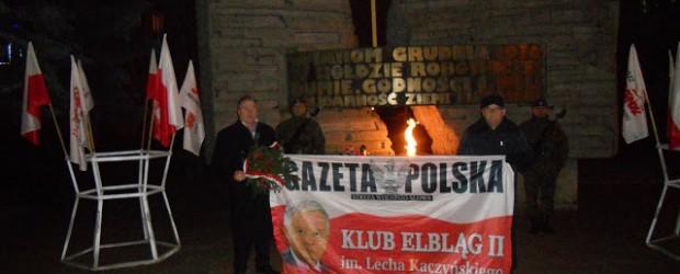 Elbląg II: Zbrodnia komunistyczna Grudnia 70 na robotnikach Elbląga i Wybrzeża nie ukarana
