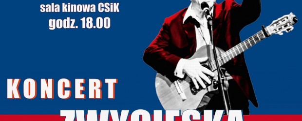 Garwolin – Koncert Jana Pietrzaka, 12 grudnia
