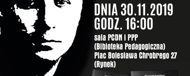 Góra Śląska – spotkanie z Wojciechem Sumlińskim, 30 listopada