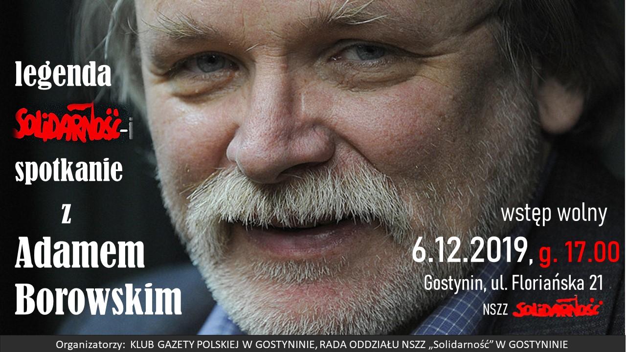 Gostynin - Borowski2019