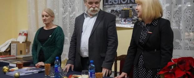 Spotkanie z Adamem Borowskim w Gostyninie.