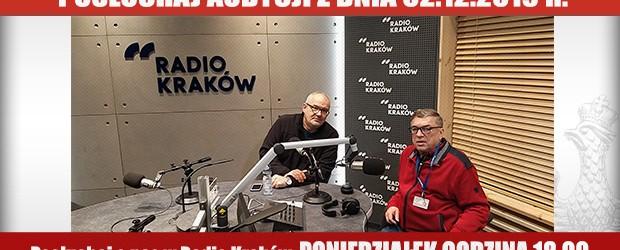 """POSŁUCHAJ AUDYCJI: """"Radiowy Klub Gazety Polskiej"""" – 02.12.2019 r.(audio)"""
