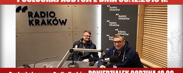 """POSŁUCHAJ AUDYCJI: """"Radiowy Klub Gazety Polskiej"""" – 09.12.2019 r.(audio)"""