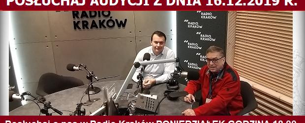 """POSŁUCHAJ AUDYCJI: """"Radiowy Klub Gazety Polskiej"""" – 16.12.2019 r.(audio)"""