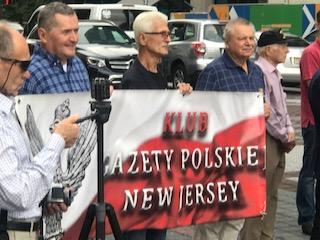 New Jersey (USA): 80 rocznica napaści przez Sowietów na Polskę