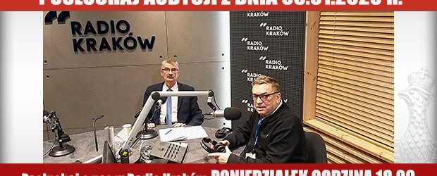 """POSŁUCHAJ AUDYCJI: """"Radiowy Klub Gazety Polskiej"""" – 06.01.2020 r.(audio)"""
