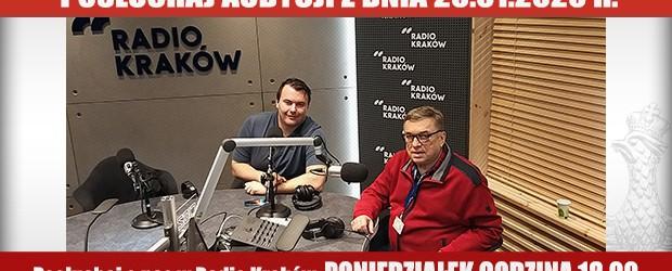 """POSŁUCHAJ AUDYCJI: """"Radiowy Klub Gazety Polskiej"""" – 20.01.2020 r.(audio)"""