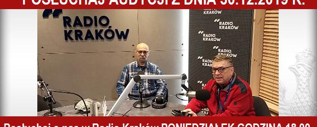 """POSŁUCHAJ AUDYCJI: """"Radiowy Klub Gazety Polskiej"""" – 30.12.2019 r.(audio)"""