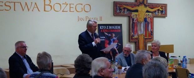 Tychy: spotkanie autorskie  Senatora Czesława Ryszki w Tychach