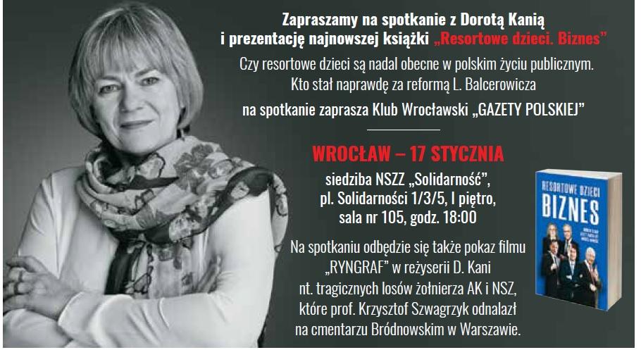 Wroclaw Kania 2020