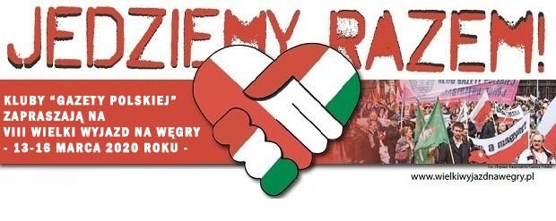 """[Tydzień w Klubach """"GP""""] VIII Wielki Wyjazd na Węgry"""
