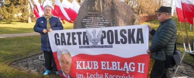 Elbląg II: Obchody Powstania Styczniowego