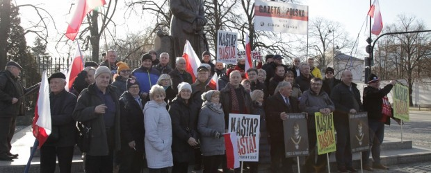 Góra Śląska:  Klubowicze Gazety Polskiej w Warszawie