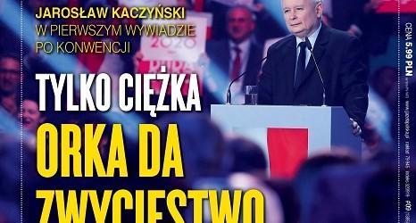 """Jarosław Kaczyński w wywiadzie dla """"GP"""": Przede wszystkim chciałbym serdecznie pogratulować klubom """"Gazety Polskiej"""" tej inicjatywy i świetnej mobilizacji…"""