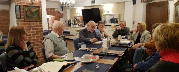Gliwice: Spotkanie klubowe