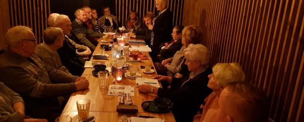 Gliwice: Spotkanie opłatkowe