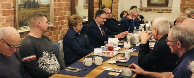 Gliwice: Spotkanie Klubu
