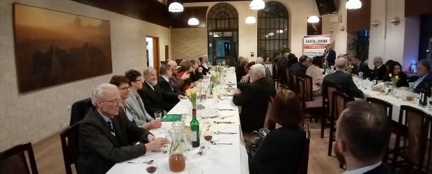 Kraków: Spotkanie opłatkowe