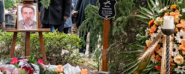 Pogrzeb członka Klubu GP, naszego kolegi – Śp. Jurek Szarwark