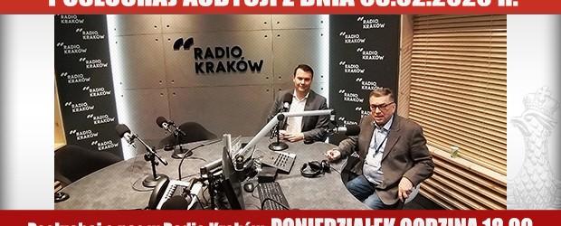 """POSŁUCHAJ AUDYCJI: """"Radiowy Klub Gazety Polskiej"""" – 03.02.2020 r.(audio)"""