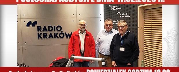 """POSŁUCHAJ AUDYCJI: """"Radiowy Klub Gazety Polskiej"""" – 17.02.2020 r.(audio)"""