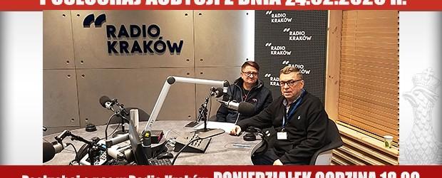 """POSŁUCHAJ AUDYCJI: """"Radiowy Klub Gazety Polskiej"""" – 24.02.2020 r.(audio)"""