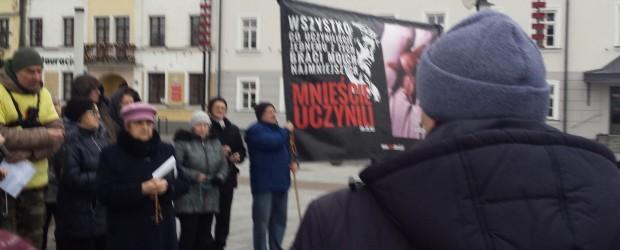 Suwałki: Modlitwa o odnowę moralną Narodu Polskiego