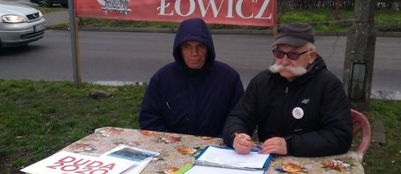 Łowicz: Zbieramy podpisy