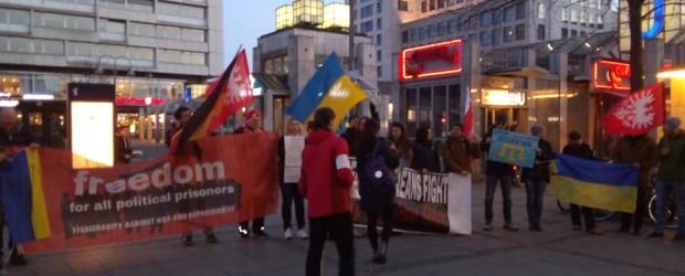 Berlin-Brandenburg: Manifestacja w Berlinie