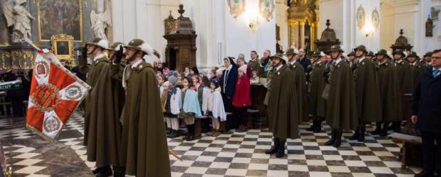 Brzozów: 1 marca 2020 r. w Sanktuarium Matki Bożej Miłosierdzia w Starej Wsi uczczono pamięć Żołnierzy Wyklętych.