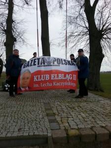 """Klub """"GP"""" Elbląg II"""