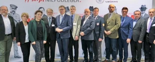 Delegacja Polonii z USA w Polsce.