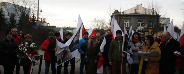 Piotrków Tryb: VI Piotrkowski Marsz Pamięci Żołnierzy Wyklętych