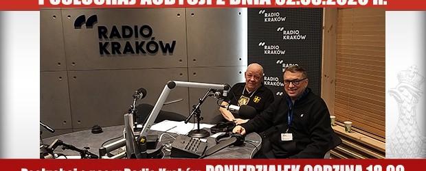 """POSŁUCHAJ AUDYCJI: """"Radiowy Klub Gazety Polskiej"""" – 02.03.2020 r.(audio)"""