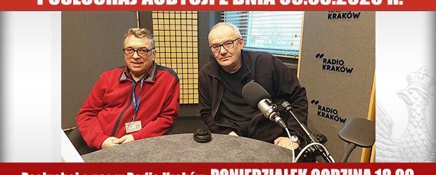 """POSŁUCHAJ AUDYCJI: """"Radiowy Klub Gazety Polskiej"""" – 09.03.2020 r.(audio)"""