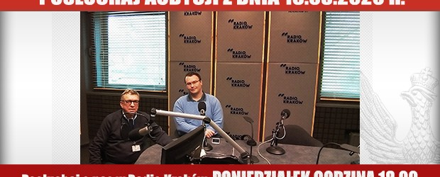 """POSŁUCHAJ AUDYCJI: """"Radiowy Klub Gazety Polskiej"""" – 16.03.2020 r.(audio)"""